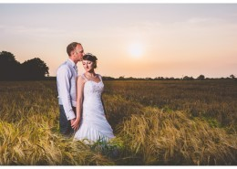 Tom & Mandy's Farm Wedding | Topcroft | Norfolk
