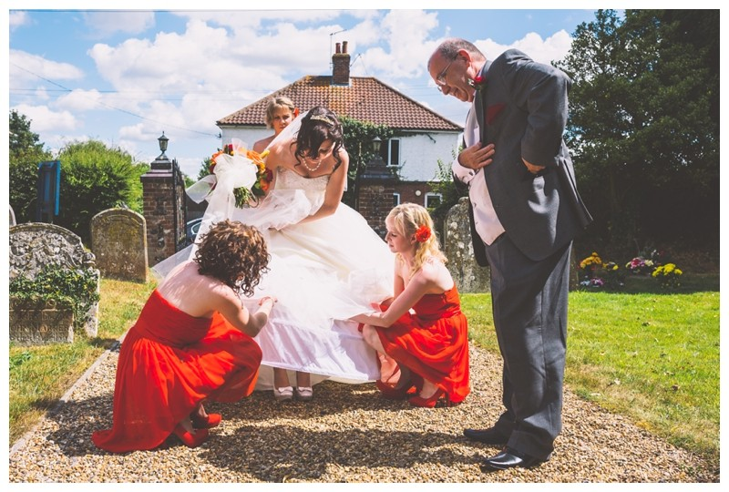 Batemans Barn Wedding | South Elmham | Suffolk