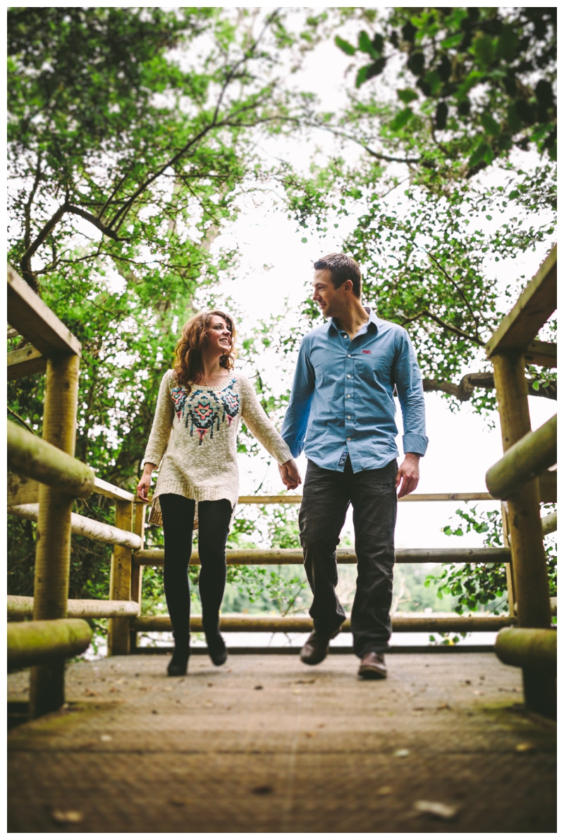 Salhouse Broad | Engagement photography | Jamie Groom Photography