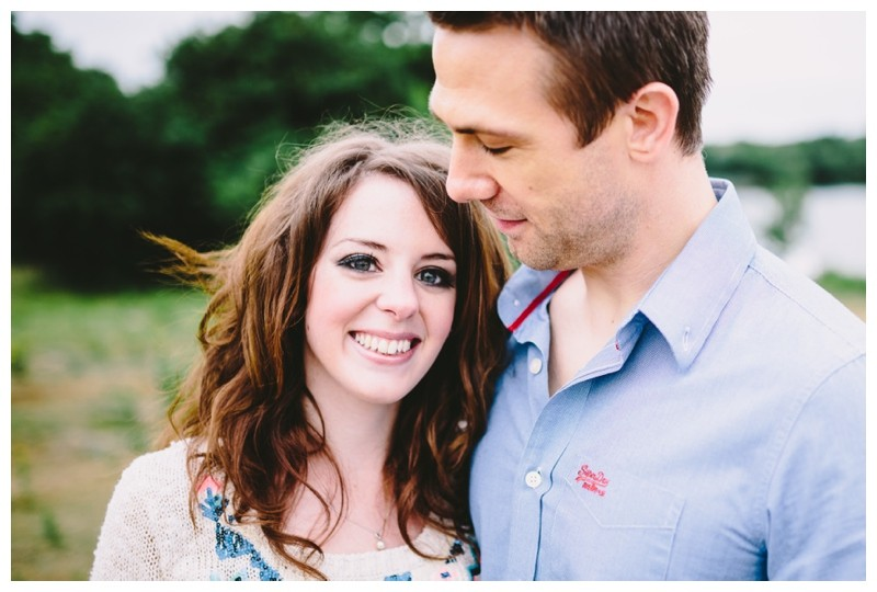Salhouse Broad Norwich | Engagement photography | Jamie Groom Photography
