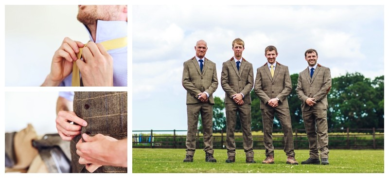 A North Norfolk Farm Wedding, by Norfolk Photographer Jamie Groom_0029