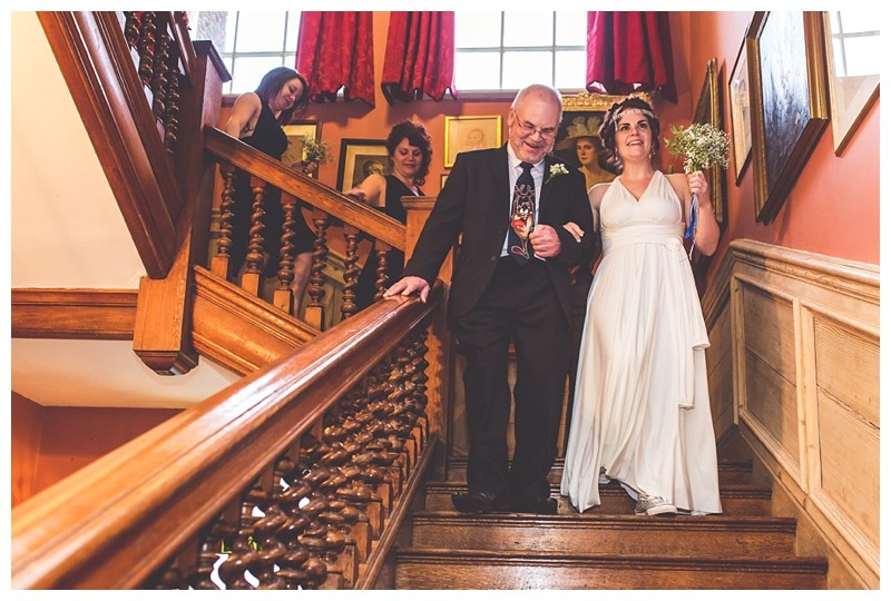 Wedding Photography at Anstey Hall