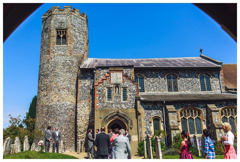 Norwich Garden Wedding, Norfolk_0011